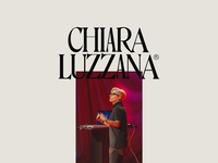 Chiara Luzzana – 03 web uidesign ui inspire minimal bold graphic awwwards portfolio speaker