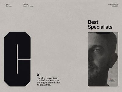 Cobo© – Identity 004 typography logo branding animation bold minimal design