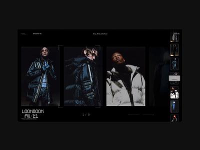 Sal Parasuco – 002 slider inspiration trend design ecommerce fashion interactive ogl webgl animation ui