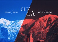 CLE+LA Masthead