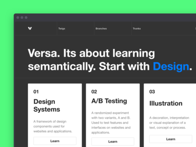 Versa helvetica app user interface ui design versa