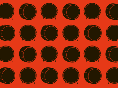 Kick and Snare Icons
