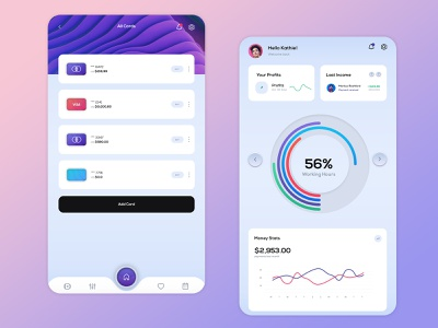 Payment Dashboard template photoshop infographics income cards ui ux design app design ecommerce icons webelements graphics statistics payment app dashboard