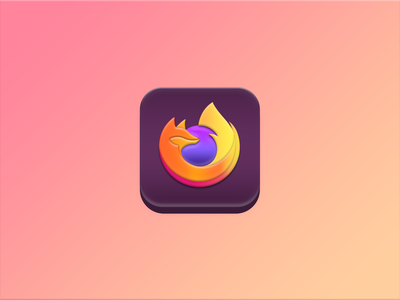 Icons Presentation smartphone mobile device programs app icon tiny icon icon idea illustration firefox browser web