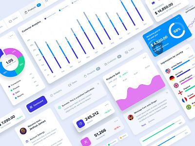 UI Styleguide ui dash dashboard freebie branding webdesign ux ui ui resources ui design mobile ui dashboard ui kit ui styleguide