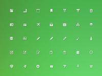 Nano Icons 03