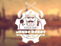 Mondo Robot Rebrand