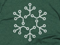 Digital Snowflake