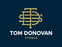 Tom Donovan Studio logo