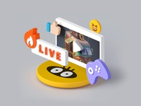 An Video Icon Pracice