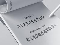 Numbers DESIGN