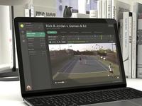 Tennis App Data Visualization