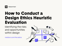 How to Conduct a Design Ethics Heuristics Evaluation