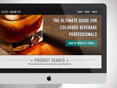 Co:Bev Product Design & Branding