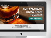 Co:Bev Product Design & Branding