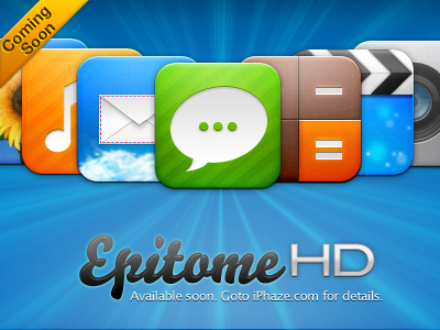 Epitome HD - Coming Soon