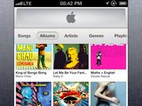 Music App Update