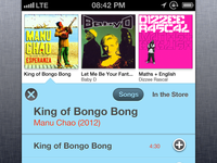 Music App Revamp 2