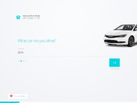 Auto Insurance Quote Engine by Faiz Al-Qurni | Dribbble ...