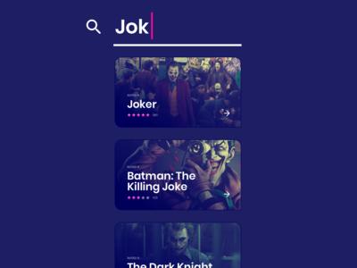 Search: Joker