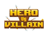 Hero Vs Villin logo