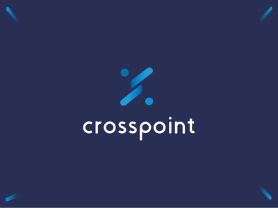 Crosspoint Logo Design