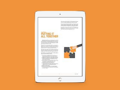 eBook - Level 10 Living ebook design level10living pdf coaching ipad layout uk egypt freelance freelancer upwork