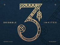 3 Invitations