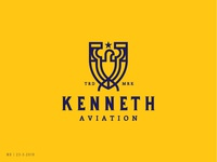 Kenneth Eagle Logo