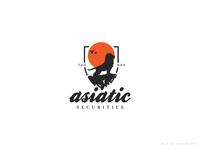 Asiatic Securities Logo