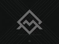 M Mark (Personal Logo Design)