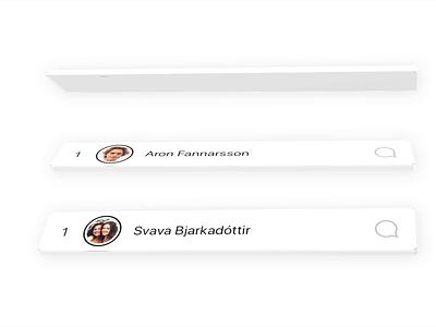 👟  Abler App Feature Explainer 🏆 app c4d 3d typography branding motion design motion design animation