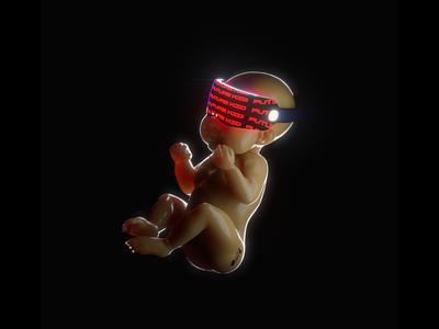 F U T U R E K I D character design render cinema4d octane inspiration visual kid rig rigging character animation motion graphics 3d motion design motion design animation