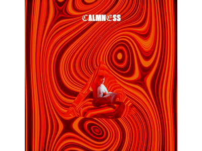 C A L M N E S S rig inspiration character animation rigging motion design psychodelic trippy graphic design motion graphics animation 3d