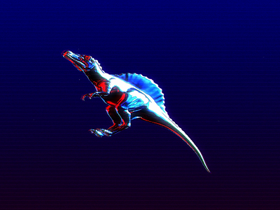 🦖3D Dinosaur Adventure 🦕 3d animation games 90s nostalgia render dinosaurs motion design motion design animation