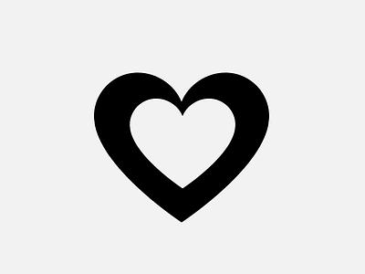 Heart nounproject icon heart popular