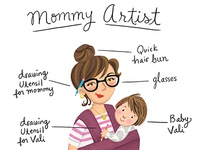 Mommy Artist
