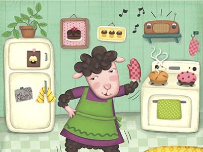 Julissa luci the baker