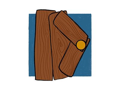 36 Days of Type: D d door illustration lettering 36 days of type