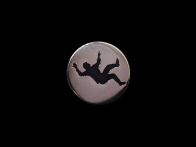 Myst Stranger Pin