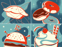 Space Snacks