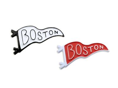 Boston Pennant Pins