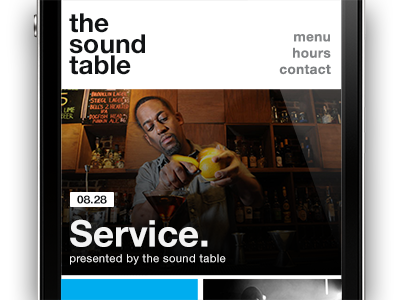 Thesoundtable