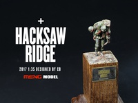 hacksaw ridge model