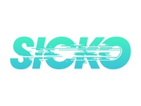 Sicko - Ultimate Frisbee tournament logo