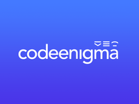 The new Code Enigma logo