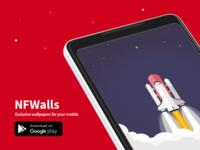 NFWalls - New Wallpaper App