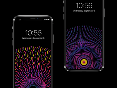 Iphone Wallpaper Designs Themes Templates And Downloadable Graphic Elements On Dribbble