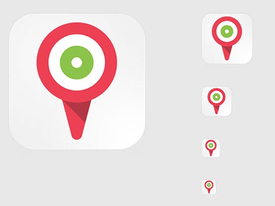 Daily UI Challenge #005 App icon icon app