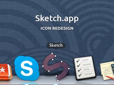 Sketch.app icon icon fun sketch.app